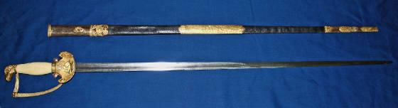 appling sword